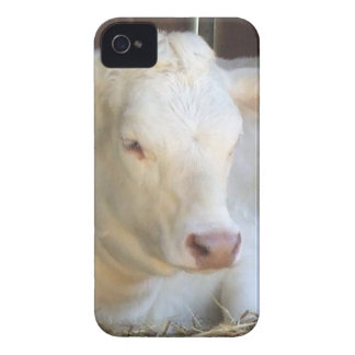 White cow iPhone 4 Case-Mate ID™