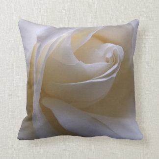 Cream Rose Pillows - Decorative & Throw Pillows Zazzle