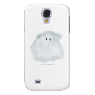 White Critter 01 Samsung Galaxy S4 Cover