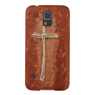 White Cross Case For Galaxy S5