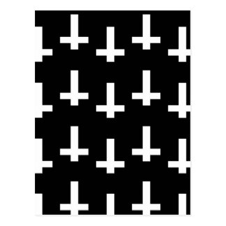 White Crosses Postcard