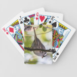 White-crowned Sparrow Bicycle Poker Cards