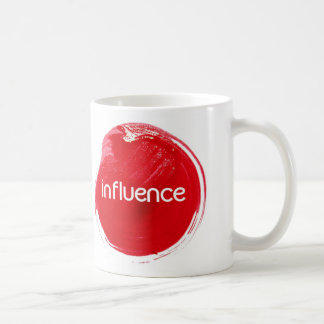white cup logo influence
