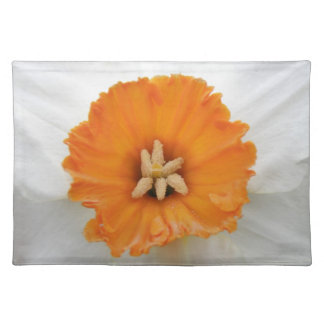 White Daffodil Placemat
