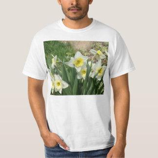 White Daffodils T-Shirt