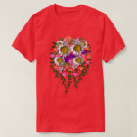 White Daisy by Delynn Addams T-Shirt