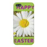 White Daisy Happy Easter Products Cases For iPhone 5