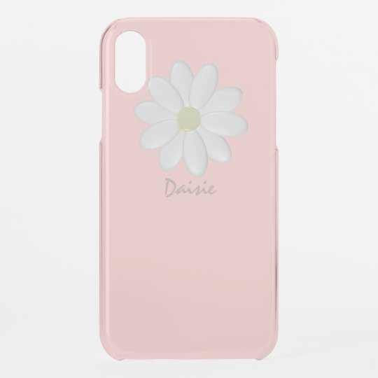 pale pink iphone xr case