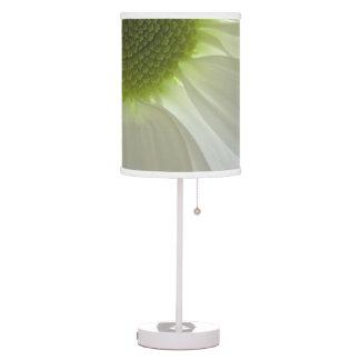 White Daisy Petals Table Lamp