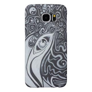White Dança Samsung Galaxy S6 Samsung Galaxy S6 Case