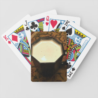 White/Dark Hot Chocolate Blend Bicycle Playing Cards