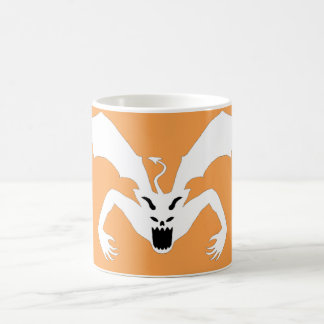White Devil Coffee Mug