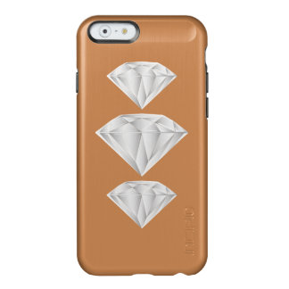 White Diamond for my sweetheart Incipio Feather Shine iPhone 6 Case