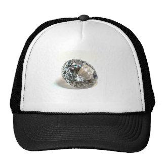 White Diamond. Trucker Hat
