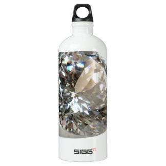 White Diamond. Water Bottle