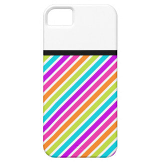 White Divide iPhone SE/5/5s Case