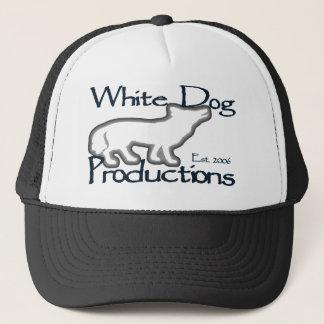 White Dog - Trucker Hat