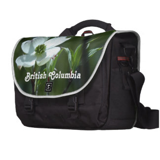 White Dogwood Laptop Bags