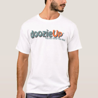 White Doozie-Up T-Shirt