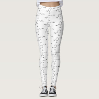 White Dopamine Tights