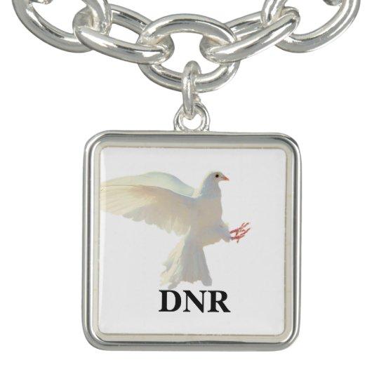 White Dove Dnr Bracelet