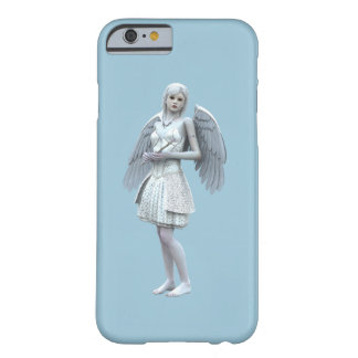 White Dove Fairy Barely There iPhone 6 Case