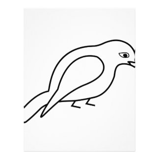 white dove letterhead