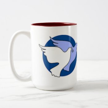 White Doves Mug-- Wedding Mugs by CREATIVEWEDDING at Zazzle
