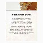 White Dragon - Fractal Art Flyer