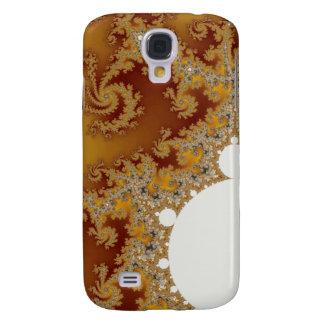 White Dragon - Fractal Art Samsung Galaxy S4 Cover