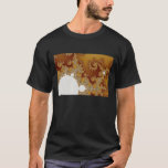 White Dragon - Fractal Art T-Shirt