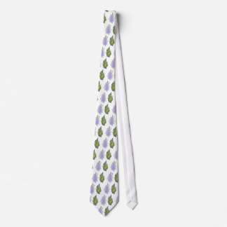 White Dragon Fruit Neck Tie