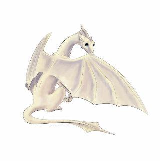White Dragon Photosculpture