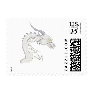 White Dragon Postage