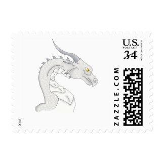White Dragon Postage