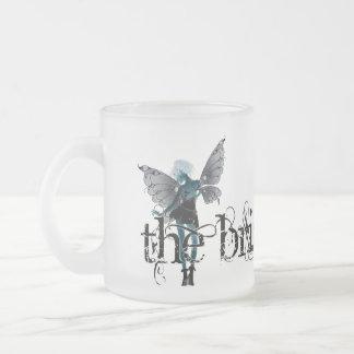 White Dress Fairy Original Negative - The Bride Coffee Mugs