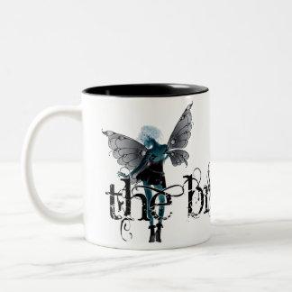 White Dress Fairy Original Negative - The Bride Mug