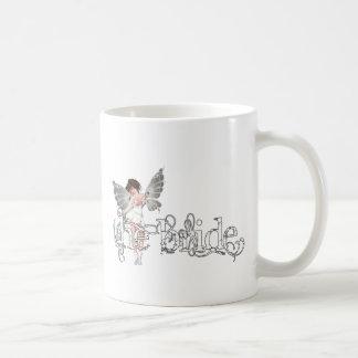 White Dress Fairy Original - The Bride Coffee Mug