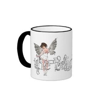 White Dress Fairy Original - The Bride Ringer Mug