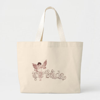 White Dress Fairy Red - The Bride Bags
