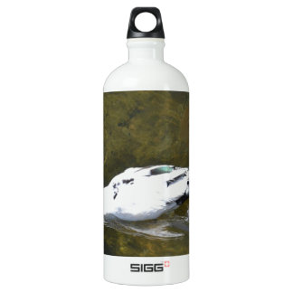 White Duck Aluminum Water Bottle