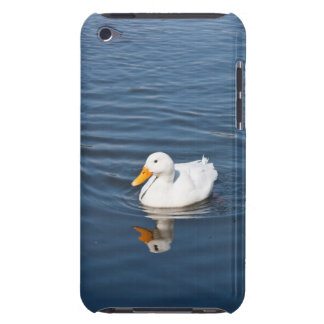 White duck iPod touch case