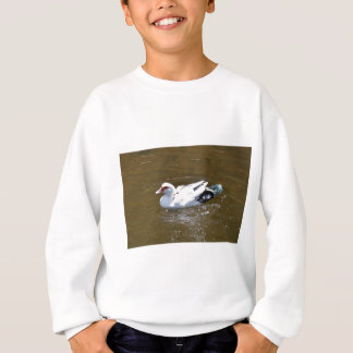 White Duck. Sweatshirt