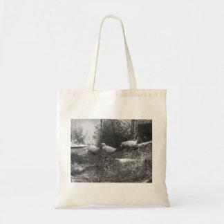 White Ducks Bag