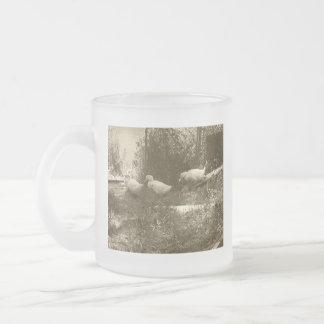 White Ducks Mug
