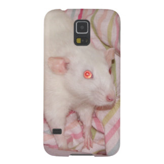 white dumbo rat Samsung Galaxy S5 case
