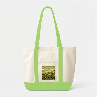 White Dutch Clover Bag