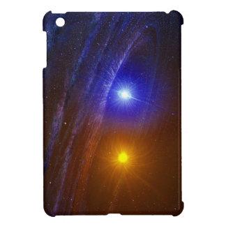White dwarf and nova star iPad mini cases