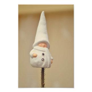White dwarf Christmas ornament Photo Art