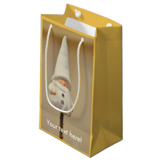 White dwarf Christmas ornament Small Gift Bag